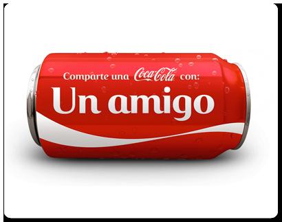 #ComparteCocaCola