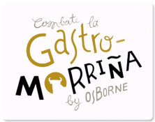 Gastromorriña by Osborne